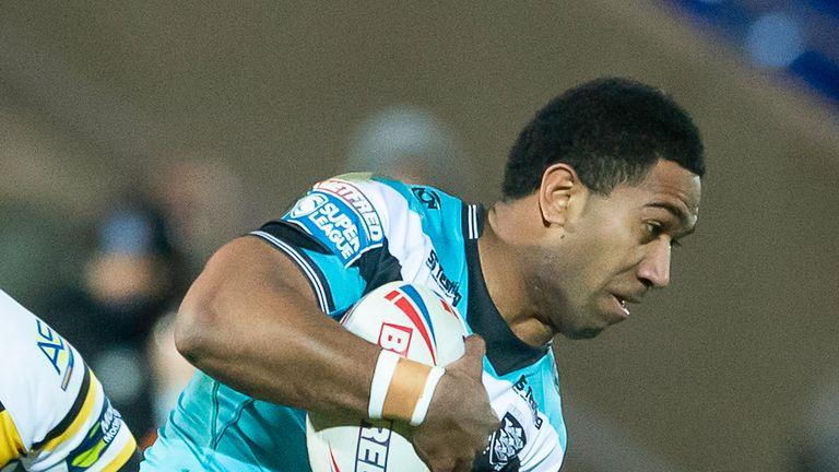 Mitieli Vulikijapani has been recalled from Bradford