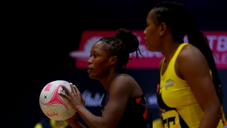 The duel between Towera Vinkhumbo and Joyce Mvula should be exceptional on Sunday afternoon (Image credit - Ben Lumley)