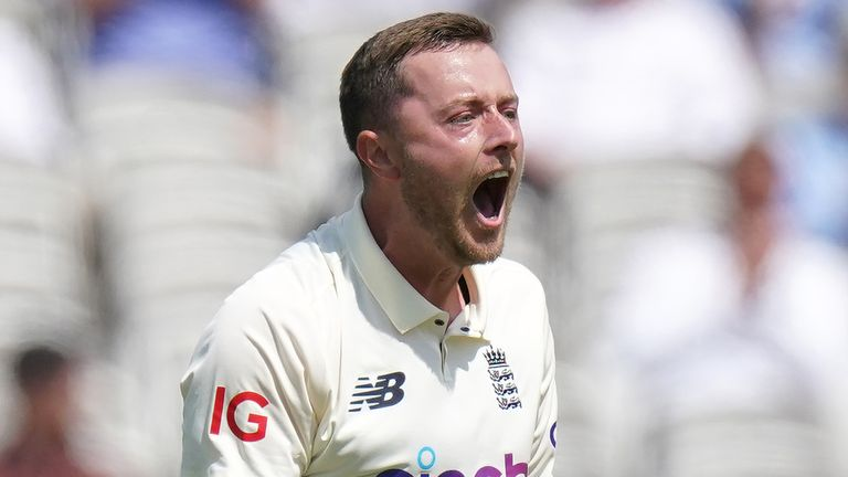 The best of the action from day one of the first Test between England and New Zealand from Lord's