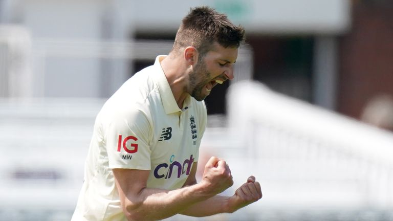 Highlights from day two of the first Test between England and New Zealand at Lord's