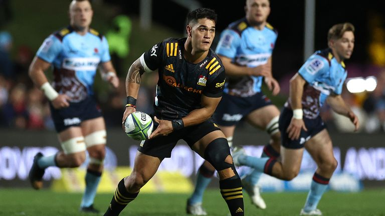 Quinn Tupaea is one of four uncapped players in the All Blacks squad