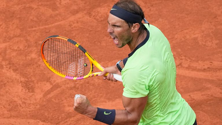 Nadal crushed Norrie's hopes as the Spaniard stayed on course for a record 21st Grand Slam title