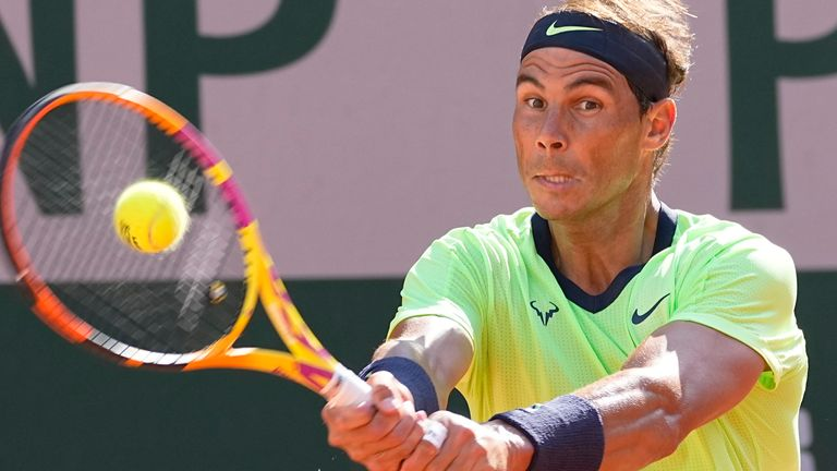 French Open: Rafael Nadal dismisses Jannik Sinner to reach quarter-finals |
