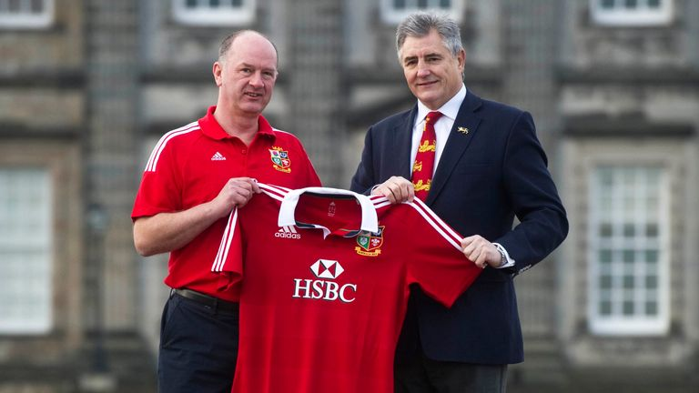 Selection to go on the Lions' tour to Australia in 2013 meant Robson toured on six consecutive tours
