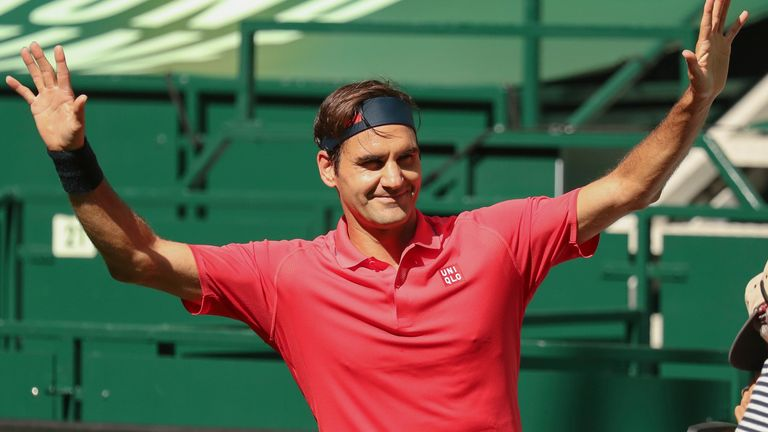 Roger Federer will be the No.7 seed as he targets a record-extending ninth Wimbledon title