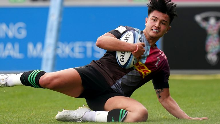 Marcus Smith's excellent form helped Harlequins clinch a Premiership semi-final spot
