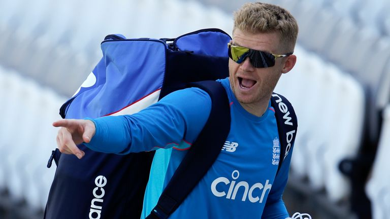 England's Sam Billings has big goals across the formats after admitting his year so far has been 'deflating'