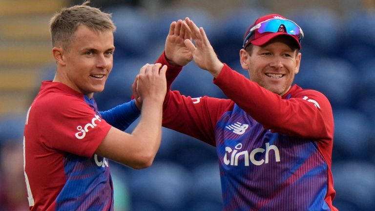 England have been grouped with rivals Australia in this year's T20 World Cup