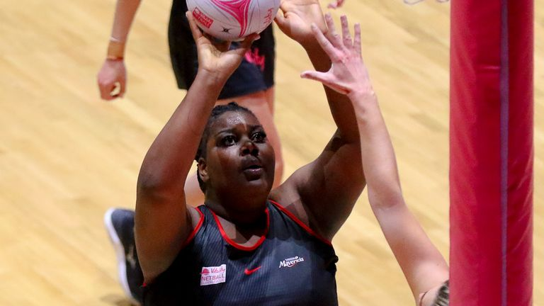 The race for the play-offs continues with Saracens Mavericks looking to press on after their win over Wasps (Image credit - Ben Lumley)