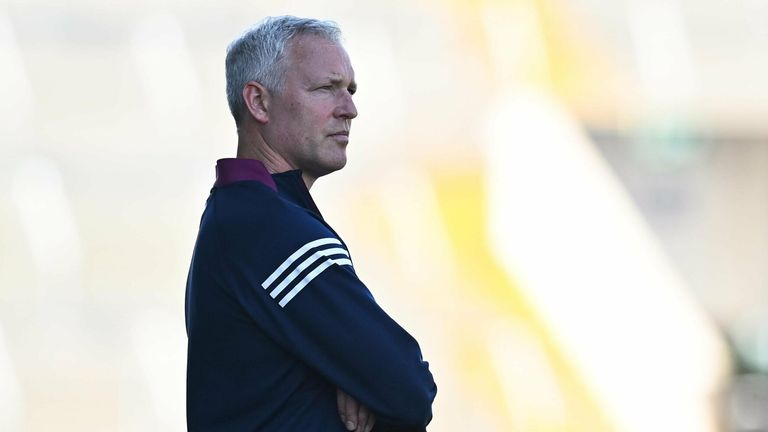 Shane O'Neill is in his second season at the helm