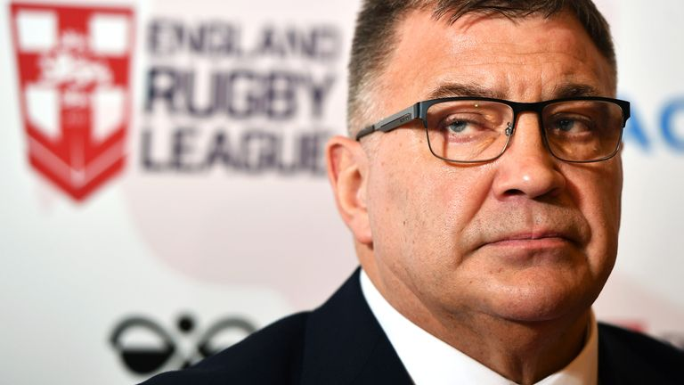 Shaun Wane forced to delay England squad selection for Combined Nations All