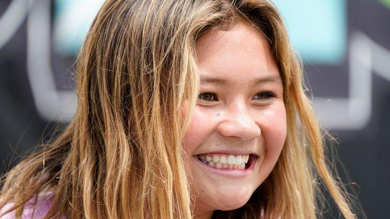 英国スケートボーダースカイブラウン(12歳)、東京オリンピック女子公園大会への出場権獲得