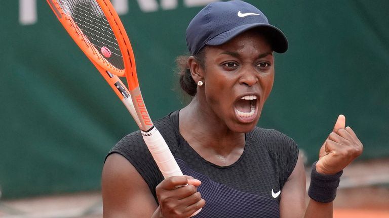 Sloane Stephens feels the subject of mental health has been neglected on the tennis tour