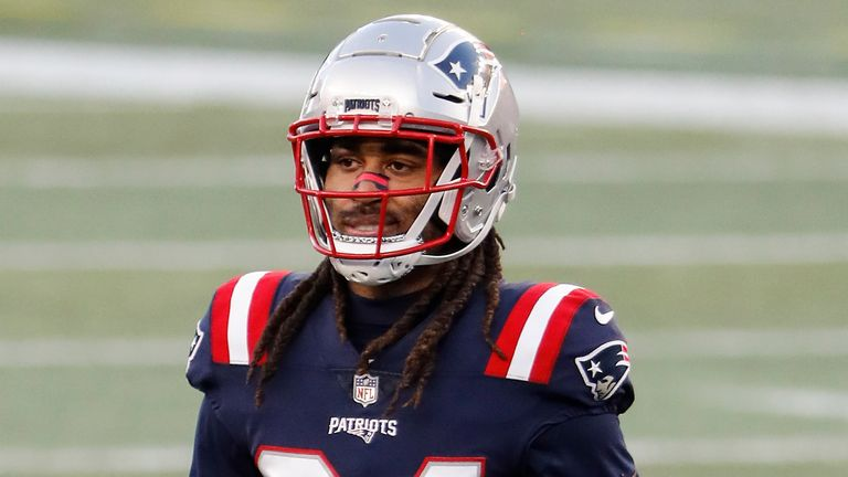 Gilmore underwent surgery on his quadriceps in December, resulting in him missing the final two games of the season. (AP)