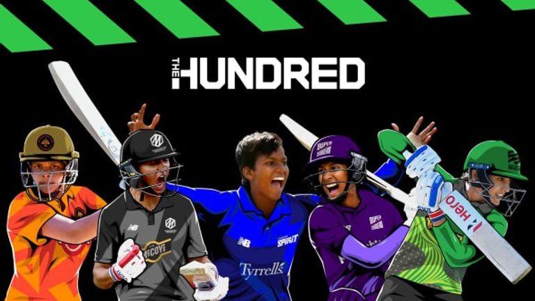 India quintet Shafali Verma, Harmanpreet Kaur, Deepti Sharma, Jemimah Rodrigues and Smriti Mandhana will play in The Hundred this summer