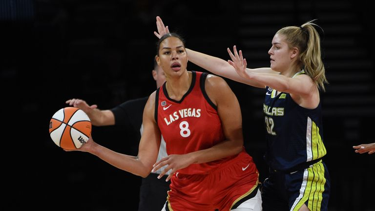 """Cambage on her withdrawal: """"I think it's best for the Opals and myself"""""""