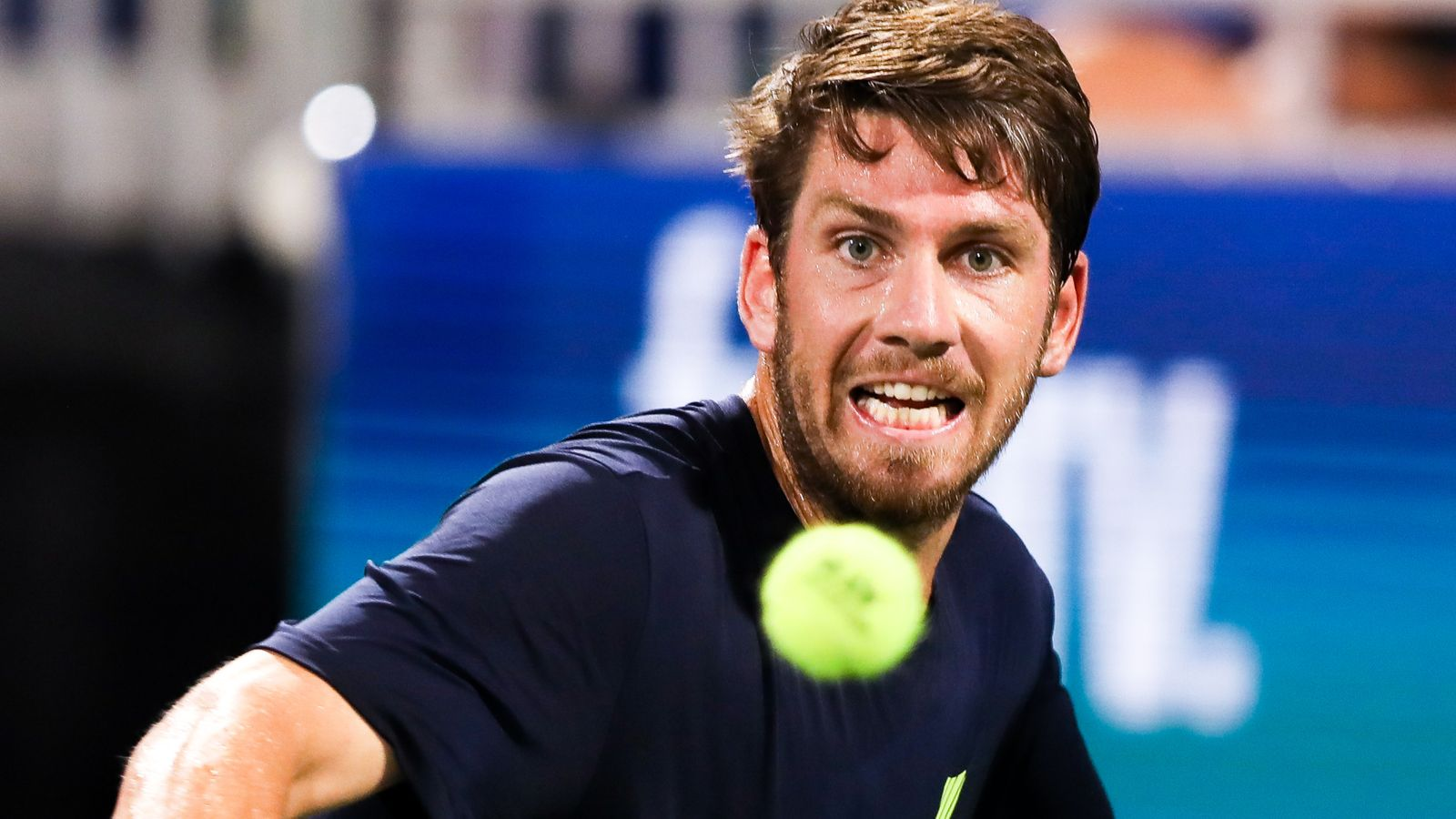 Cameron Norrie's Atlanta Open hopes ended by Emil Ruusuvuori during straight-sets quarter-final loss