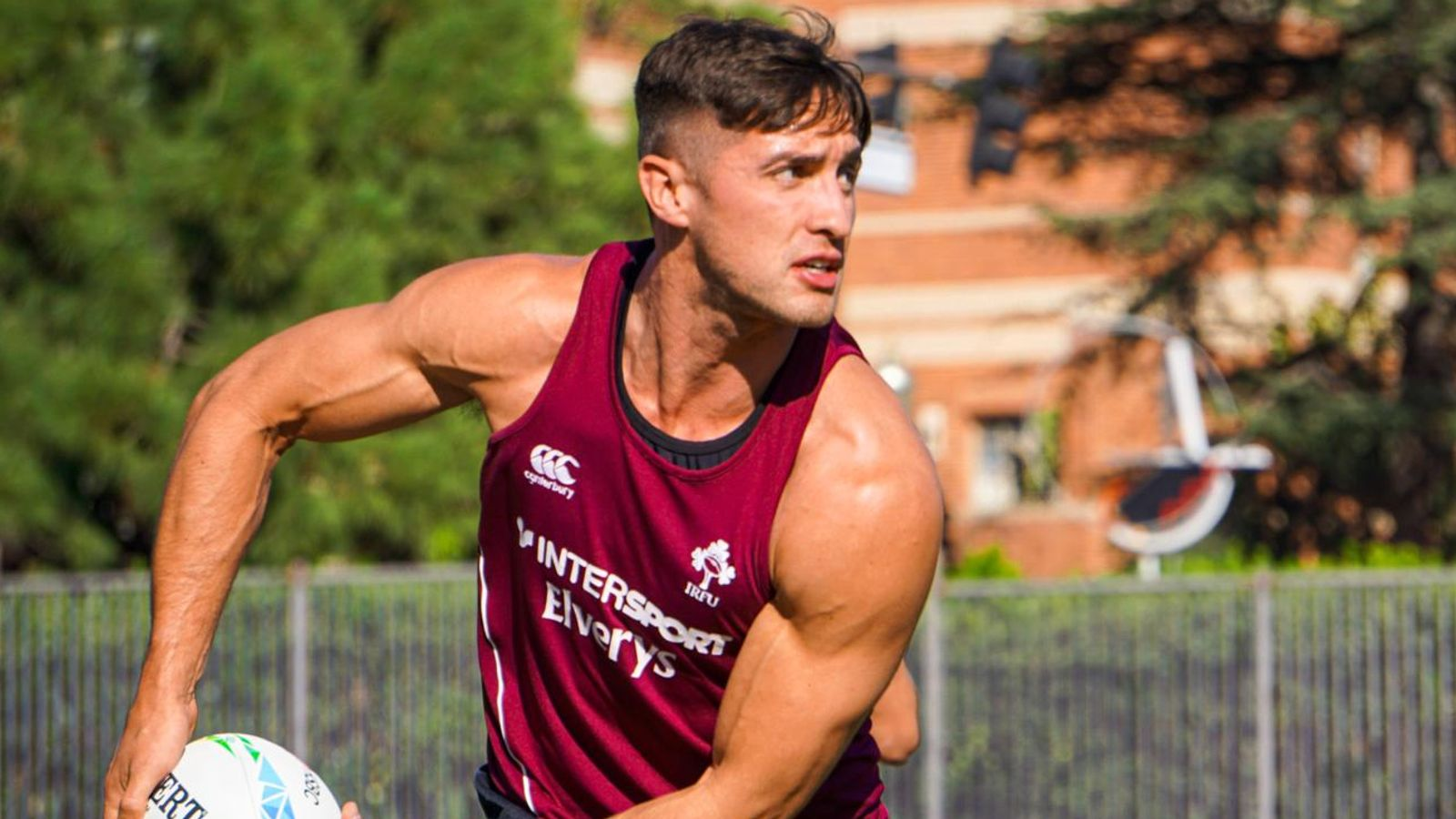 Greg O'Shea: Ireland fly-half discusses Olympic dream and Love Island experience