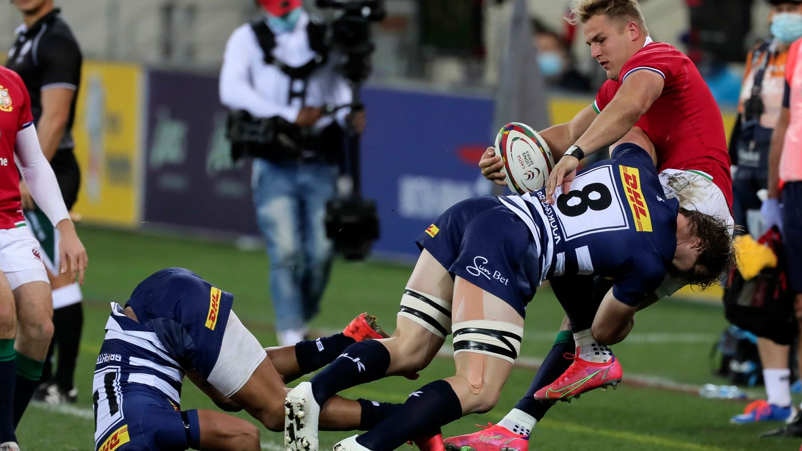 Rugby union governing bodies launch action plan to deal with reduction of head impacts and concussions