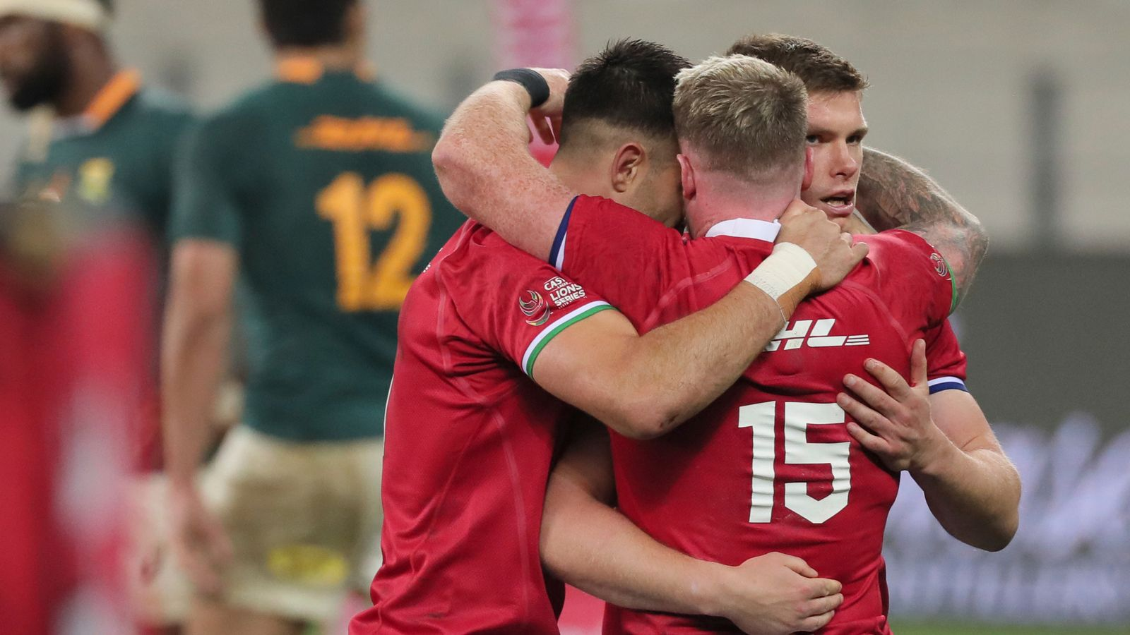 British and Irish Lions: Willie John McBride remembers 1974 tour and gives his thoughts on how this year's squad will fare