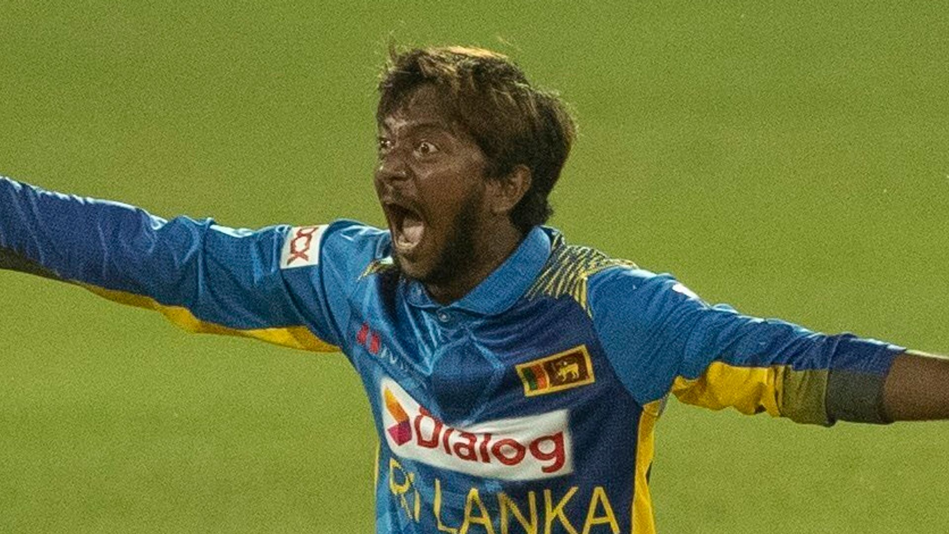 Sri Lanka beat India to avoid ODI whitewash - sky sports