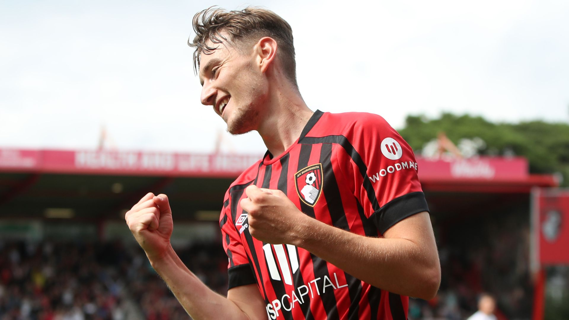 Bournemouth cruise into EFL Cup second round