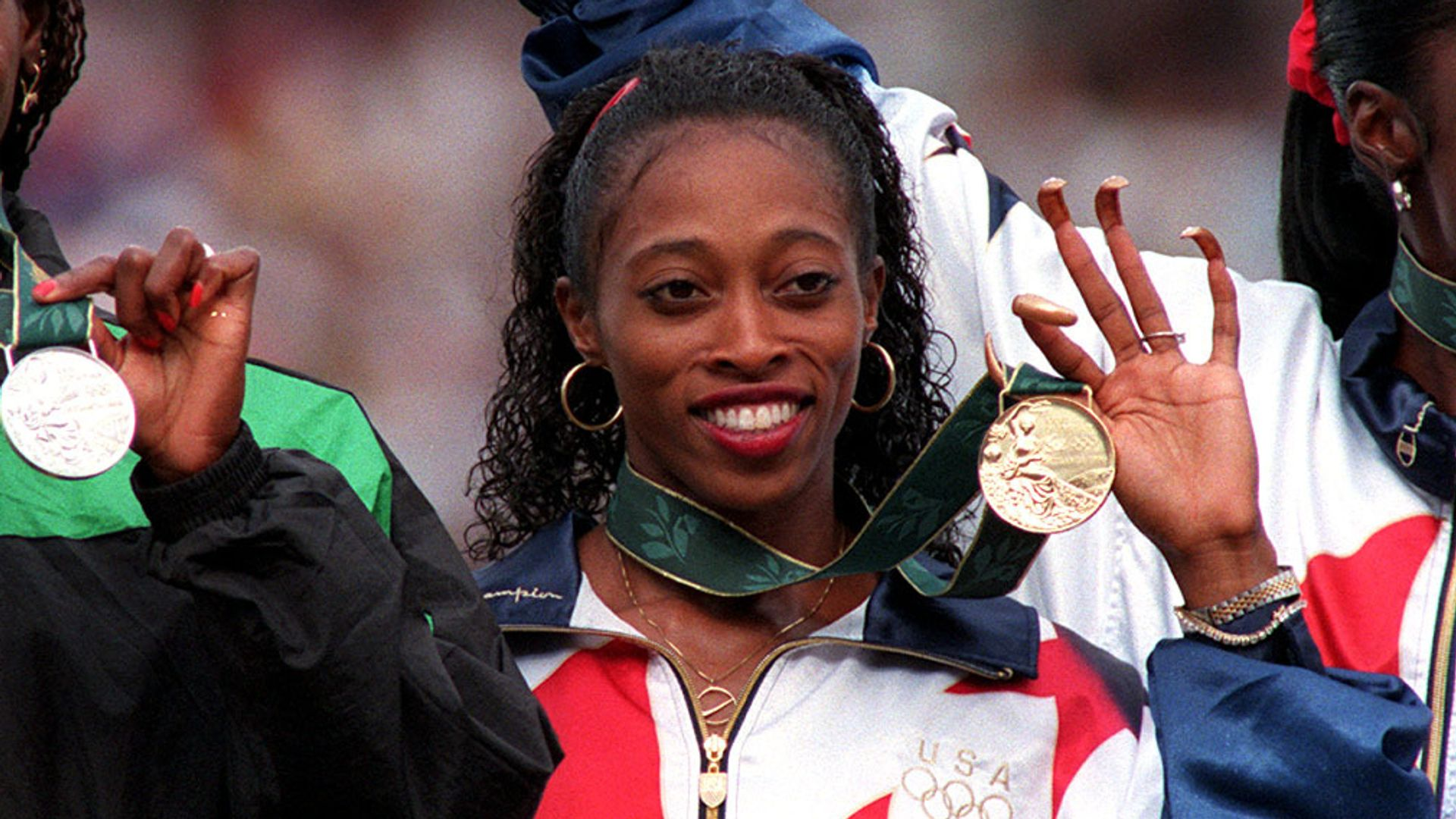 Gail Devers: Wyomia Tyus was my inspiration and the reason I achieved my back-to-back Olympic 100m success