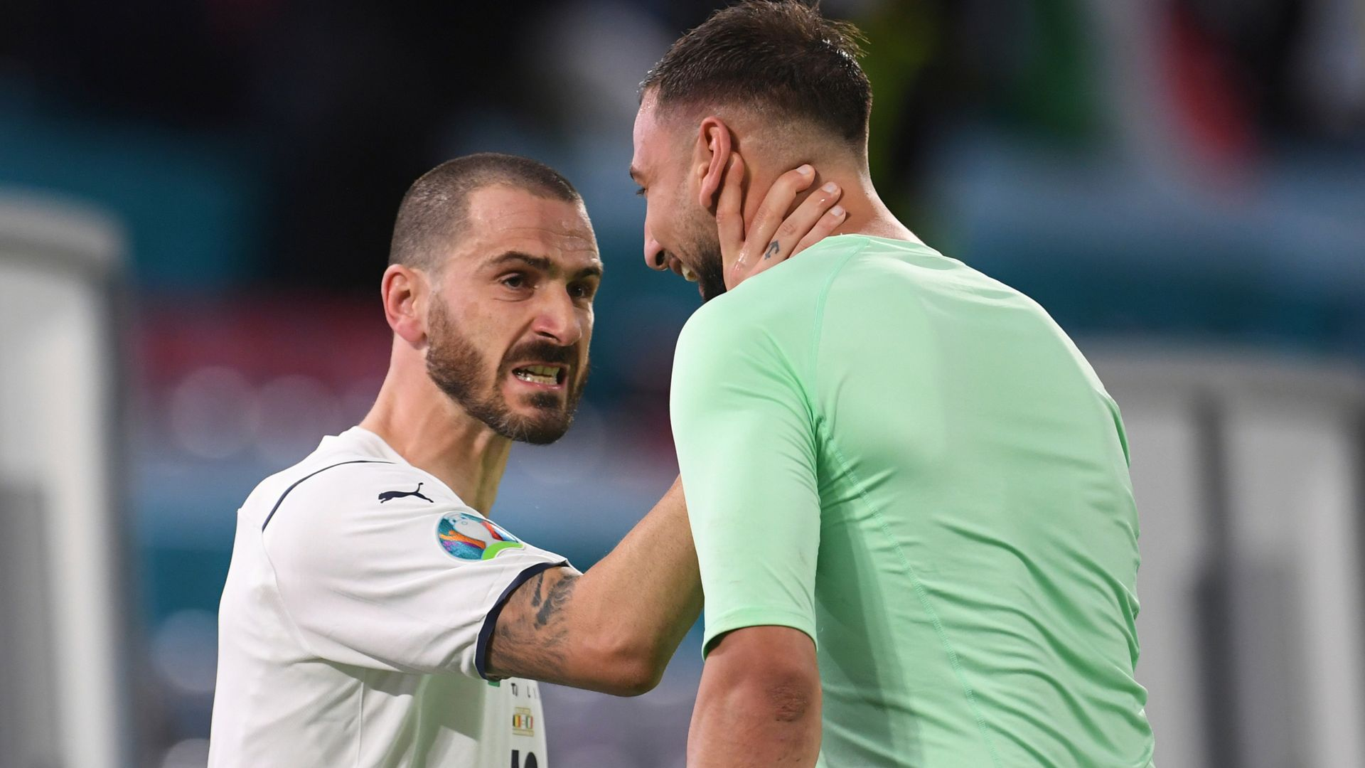 Hits and misses: Italy rewarded for their courage