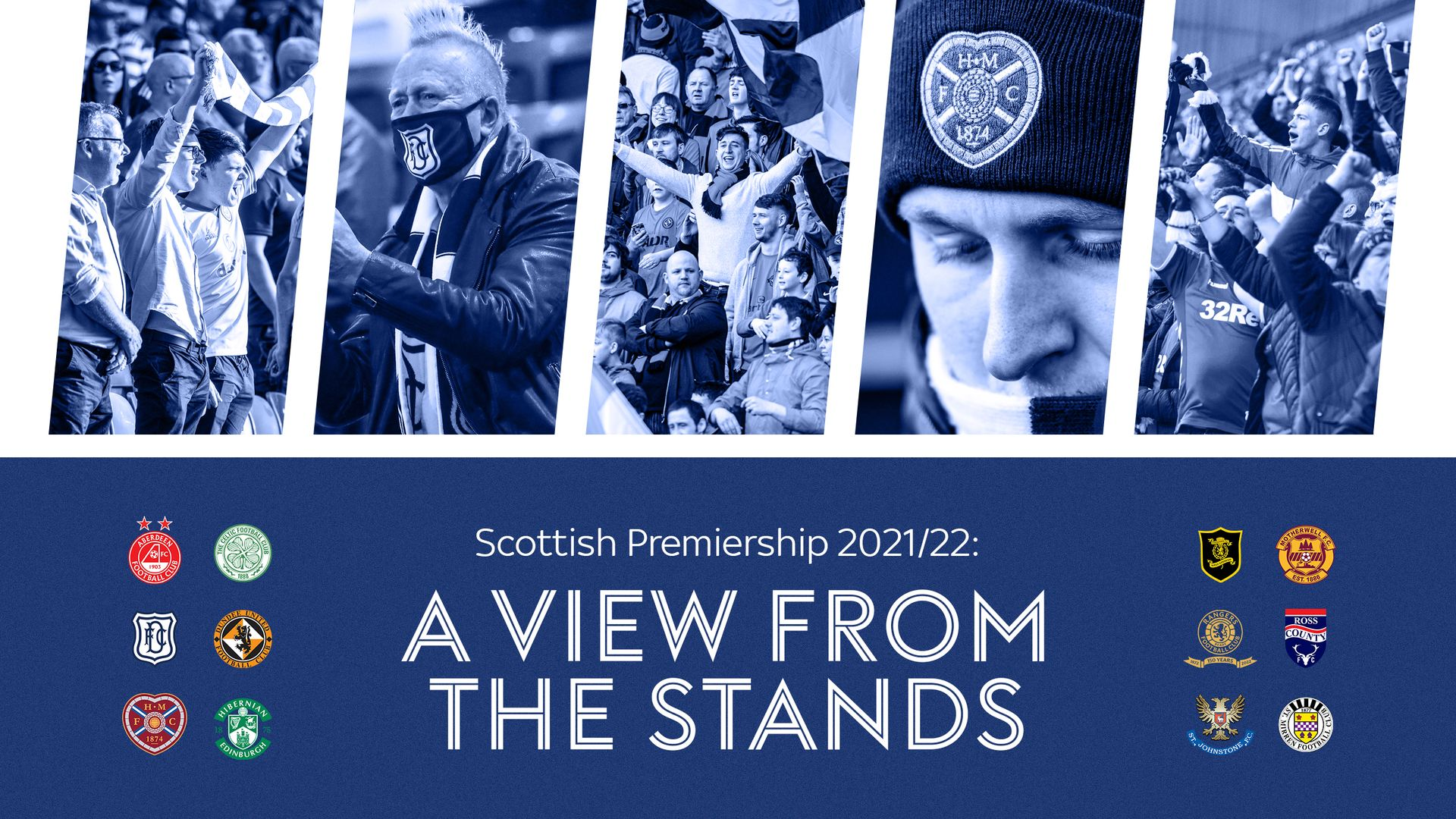 Scottish Premiership 2021/22: View from the stands