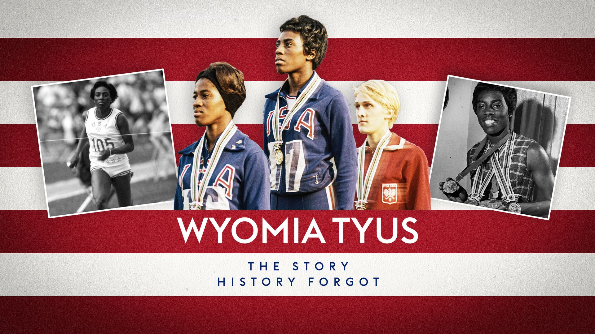 Wyomia Tyus: The first back-to-back Olympic 100m champion