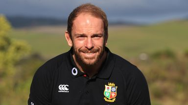 Lions skipper Alun Wyn Jones says his side have more to give in the second Test against South Africa