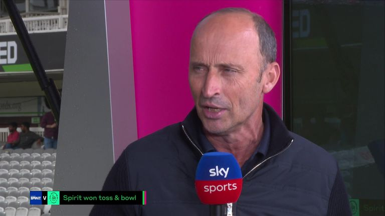 Sky Sports' Nasser Hussain reflects on the the launch of The Hundred, hailing the new 100-ball tournament a success so far