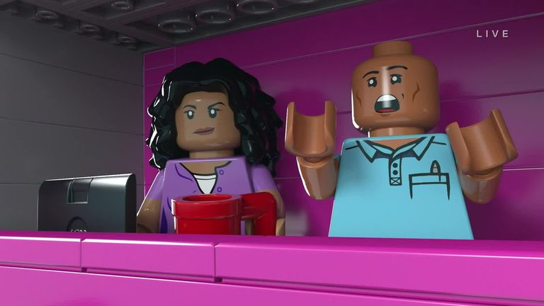 Join Freddie Flintoff and Ebony Rainford-Brent and their LEGO© friends as they introduce you to The Hundred!