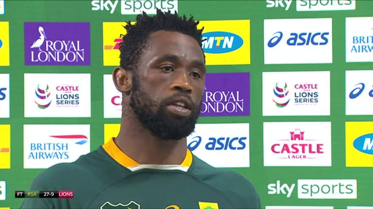 South Africa skipper Siya Kolisi admitted the past week has been his toughest in the build-up to the second Test