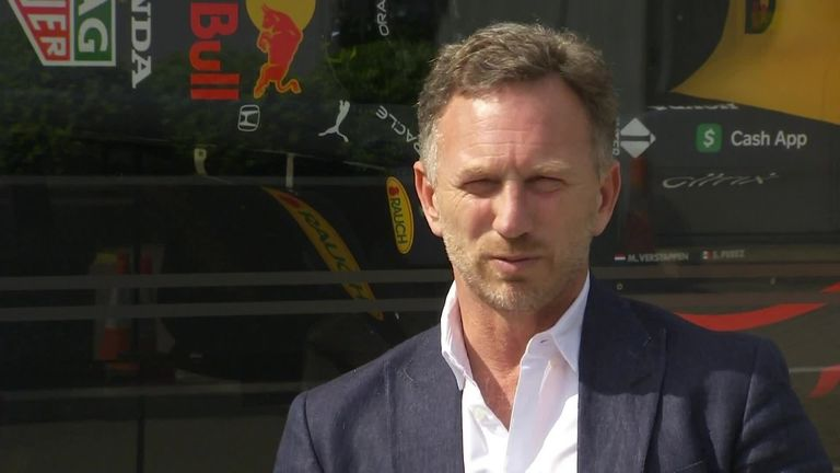 Red Bull Team Principal Christian Horner says the team are not taking Max Verstappen's 32 point lead for granted as they head into the British Grand Prix weekend