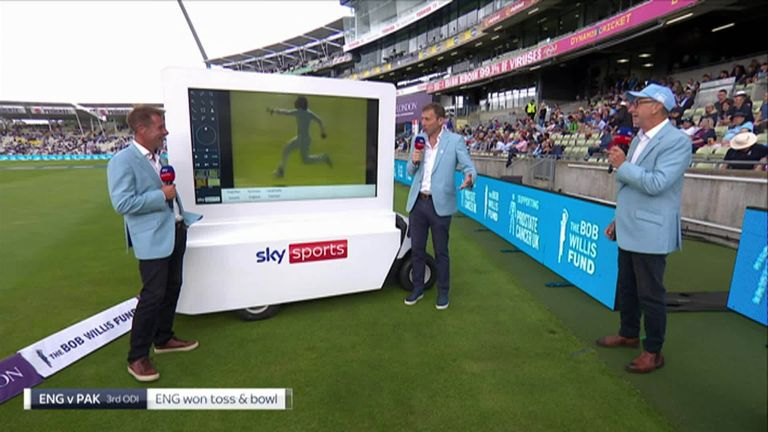 Michael Atherton, David Lloyd and Ian Ward remember Bob Willis - outstanding bowler, iconic action, caustic pundit and lovely man