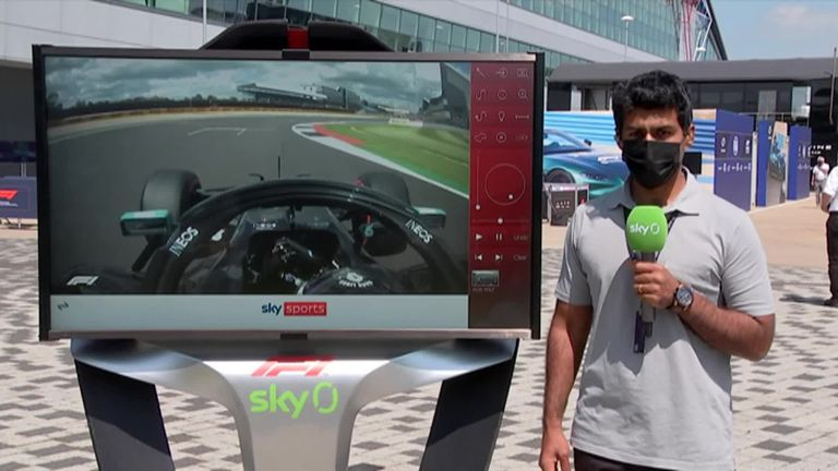 Sky F1's Karun Chandhok looks at the Silverstone track ahead of this weekend's British Grand Prix.