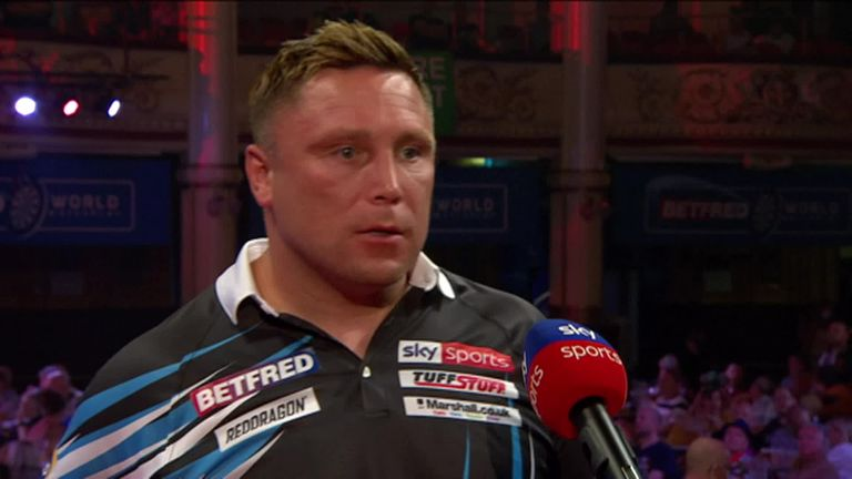 Price was pleased to get over the winning line and set up a clash against fellow Welshman Clayton
