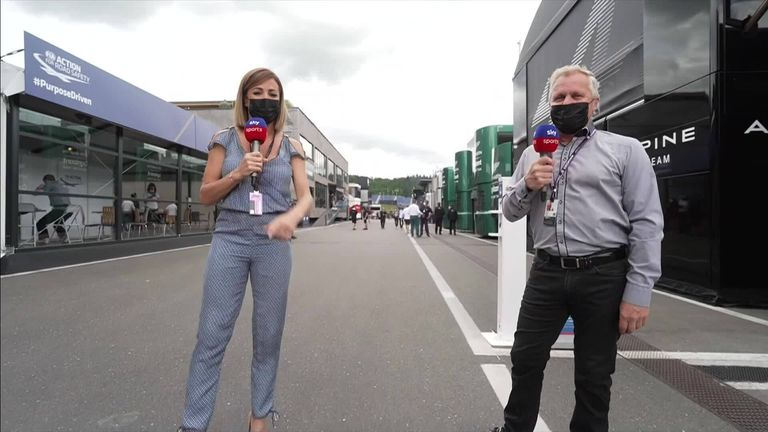 Natalie Pinkham and Johnny Herbert look ahead to this weekend's Austrian GP from the Red Bull Ring