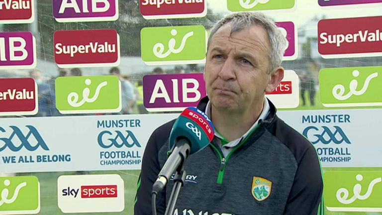 Peter Keane was happy to provide the county with a lift