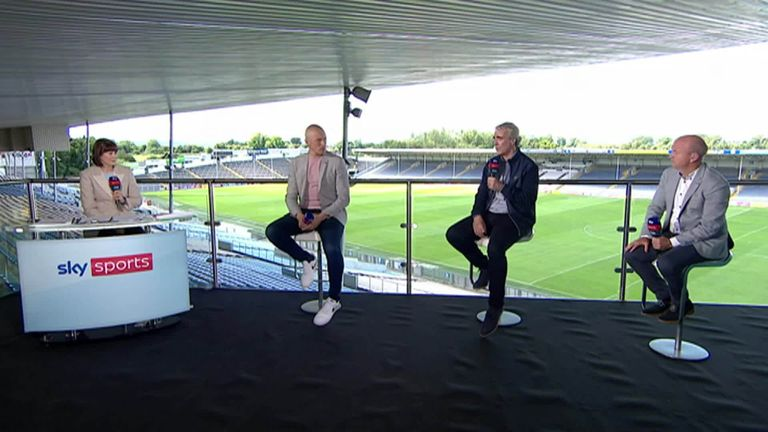 Peter Canavan, Jim McGuinness and Kieran Donaghy discuss the proposed new structures for the Football Championship