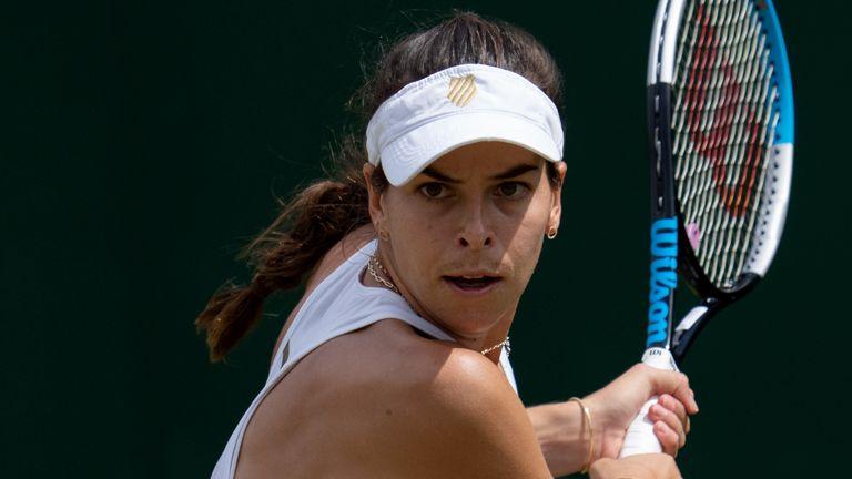 La victoire d'Agla Tomljanovic au troisième tour contre Jelena Ostapenko a pris fin