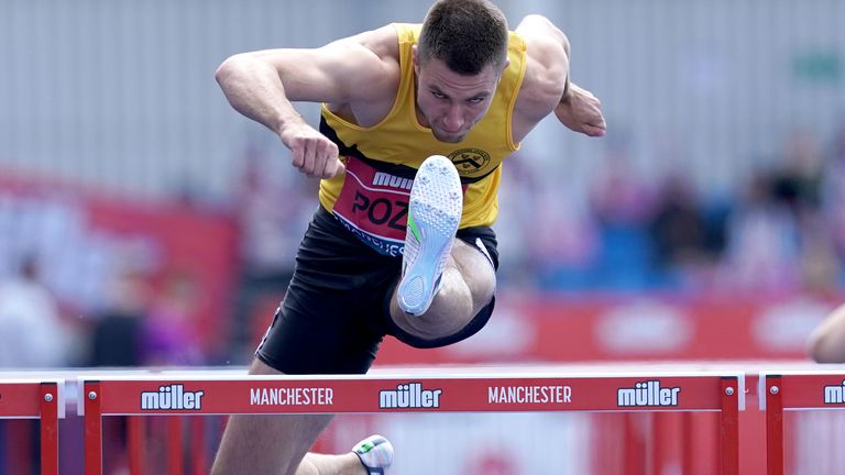 Tokyo Olympics: Andrew Pozzi arrives with confidence in pursuit of the 110m hurdles medal |  Olympic Games News