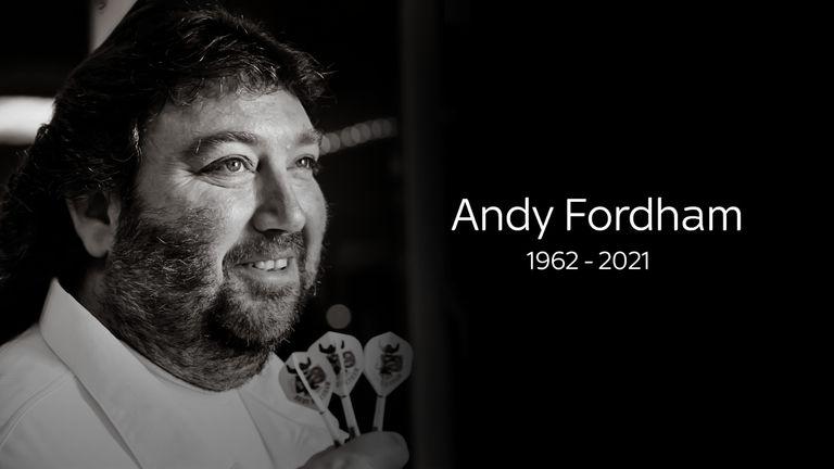 Andy Fordham ha muerto a los 59 años