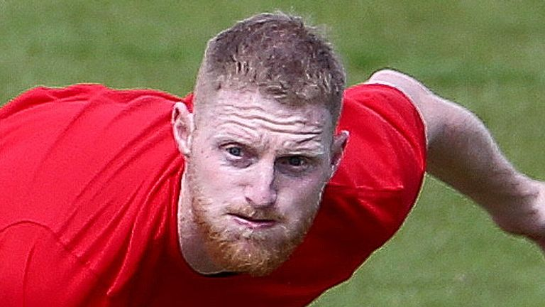 Stand-in skipper Ben Stokes says he has 'huge boots to fill' given how Eoin Morgan has led the side in recent years