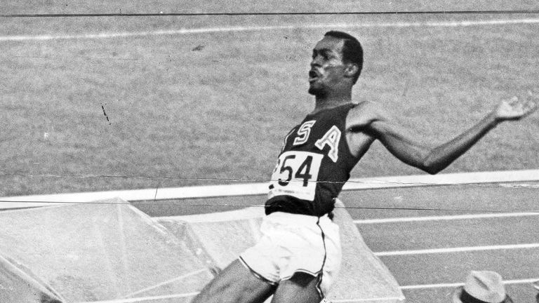 Beamon's record jump is one of the iconic moments in Olympic history