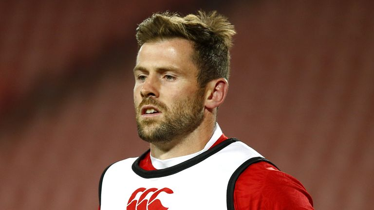 Picked to tour despite poor form over the last year, Elliot Daly starts for the Lions at outside-centre