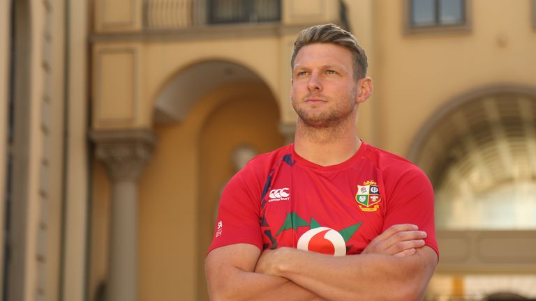 Dan Biggar believes he is well in the mix for a starting Test jersey