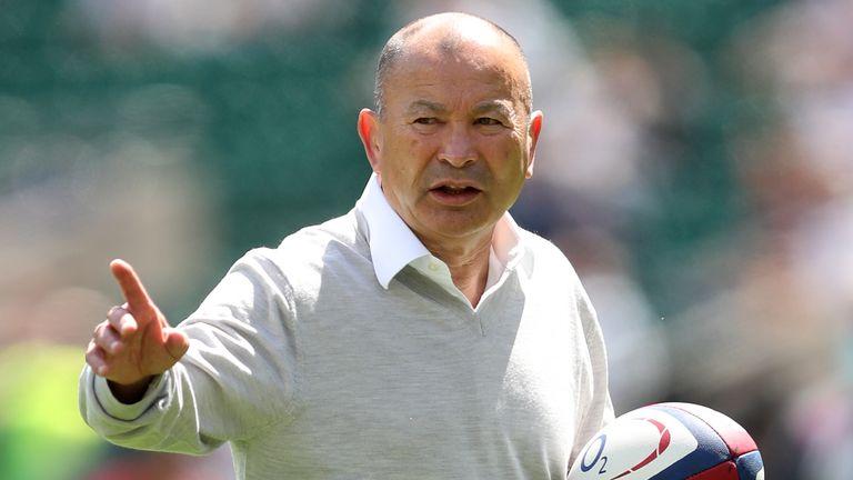 Eddie Jones wants to see England's debutants push for further international honours