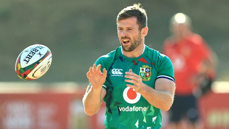 Elliot Daly has been named to start at 13 vs Sharks, despite not playing there for England since 2016